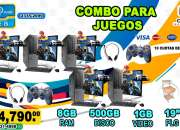 COMBO DE COMPUTADORAS DELL ESPECIALMENTE PARA GAMER!!, Tel: 2335-2099/Watsapp 5701-6630,