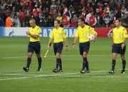 Servicios arbitrales de futbol