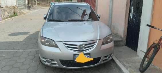 Mazda 3 excelentes condiciones
